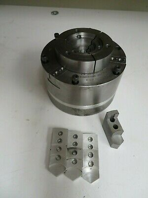 "Northfield Precision 3 Jaw Chuck - 6"" - NL31"