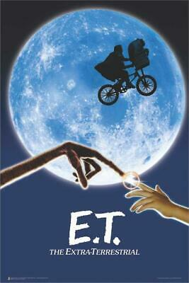 ET - THE EXTRA-TERRESTRIAL - ONE SHEET MOVIE POSTER 24x36 - CLASSIC 839