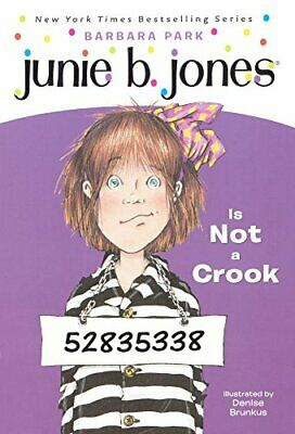 Junie B. Jones Is Not A Crook (Turtleback School & Library Binding Edition)