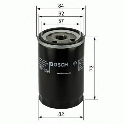 Bosch Car Oil Filter P3316 - 0451103316