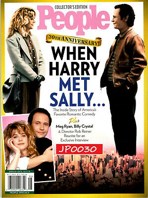 People Collector's 2019, When Harry Met Sally, 30th Anniversary, New/Sealed
