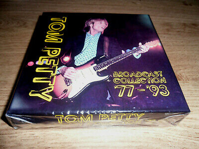 Tom Petty - The Broadcast Collection '77-'93 - 8 Cd Box - New/sealed