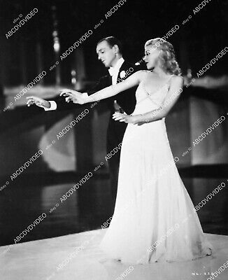 4053-014 Ginger Rogers, Fred Astaire film Swingtime 4053-014