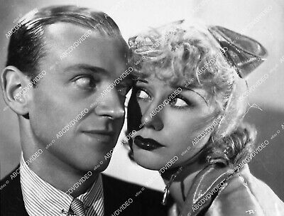 4053-022 Ginger Rogers, Fred Astaire portrait film Flying Down to Rio 4053-022