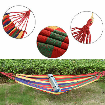 Practice Travel Swing Camping Hammock Tent Hanging  Parachute Cotton Rope
