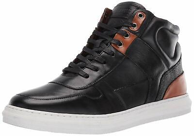 ecfe93ebf13 STEVE MADDEN PIPEUR Men's Leather Classic Casual Fashion Sneakers ...