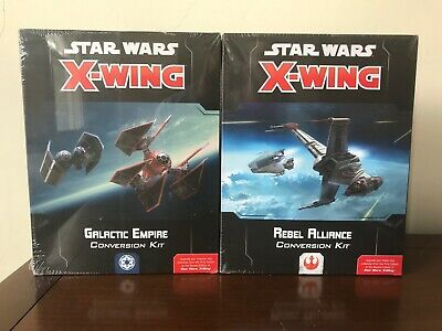 X-Wing Miniatures 2.0 2nd Edition- Ship Conversion Kit