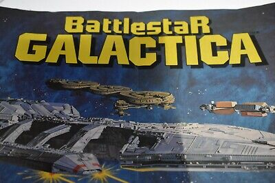 1978 Battlestar Galactica space Station Kit, from General Mills