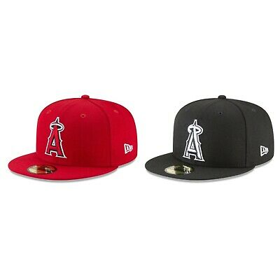 Los Angeles Anaheim Angels ANA MLB Authentic New Era 59FIFTY Fitted Cap - 5950