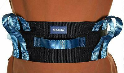 Physical Therapy Patient Transfer Walking Gait Assist Strap Metal Buckle Belt