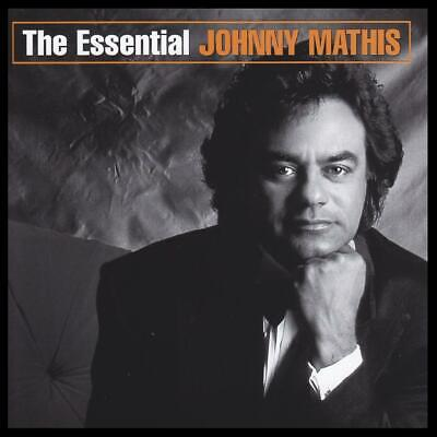 Johnny Mathis (2 Cd) The Essential ~ Greatest Hits ~ Best Of *New*