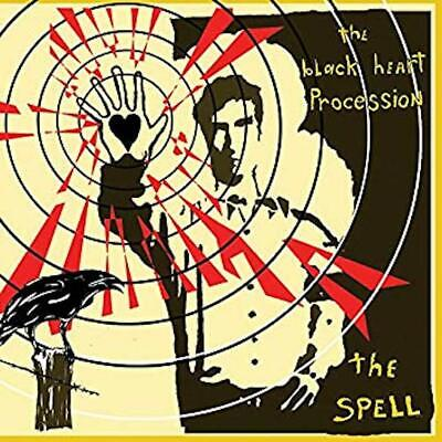 THE BLACK HEART PROCESSION The Spell  CD (Digipack)