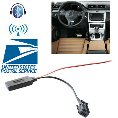 CAR BLUETOOTH FOR 12Pin VW Audi Skoda Radio /Concert 3+
