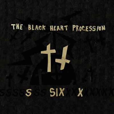 THE BLACK HEART PROCESSION Six  CD (Digipack mit Booklet)
