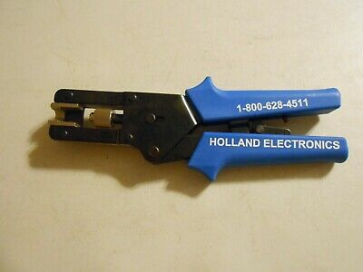Holland CT-FBR Universal Compression Tool For F BNC RCA