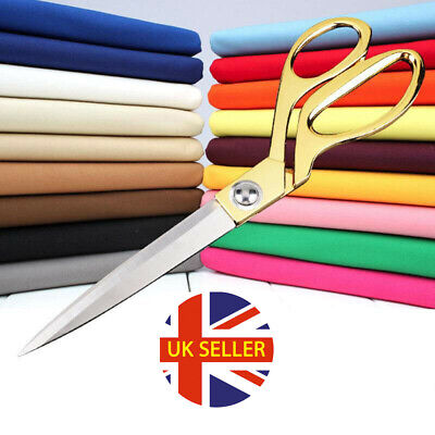 """Tailoring Scissors 10.5"""" Stainless Steel Dressmaking Shears Fabric Craft Cutting"""