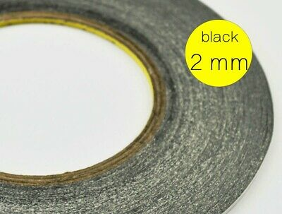 3M 2mm x 50M Double Sided Extremly Strong Tape adhesive For Mobile Phone LCD
