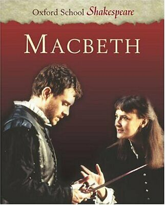 Tragedy of Macbeth by Shakespeare, William -ExLibrary