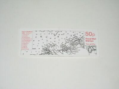 1994 FB75 50p Folded Booklet Sea Charts Series: Giant's Causeway