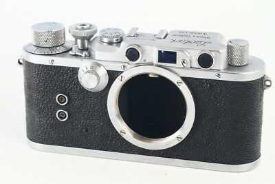 """""""Very RARE"""" Leotax S Rangefinder camera """"Exc """" From Japan#2948"""