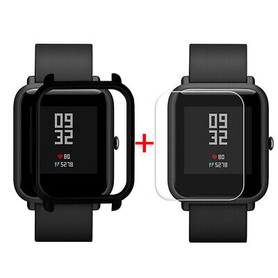 Slim Screen Protector Case Cover Shell For Xiaomi Huami Amazfit Bip Youth Watch