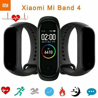 Original Xiaomi Mi Band 4 Smart Wristband Bracelet Color Screen Waterproof DE