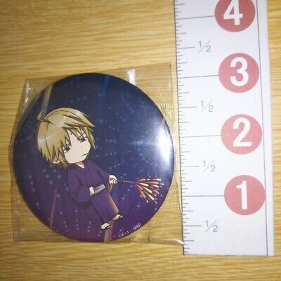 A48257 Saiyuki RB Reload Blast Can badge Genjo Sanzo