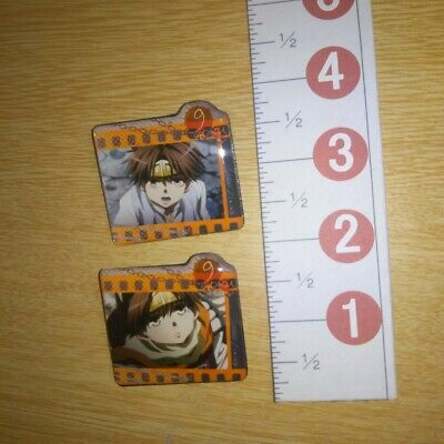 A48286 Saiyuki RB Reload Blast Pukutto badge Son Goku