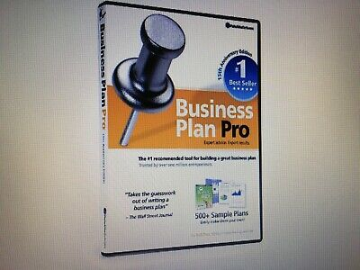 Business Plan Pro 15th Edition with keymaker