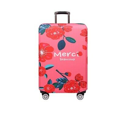 Luggage Case Cover Thicker Travel Suitcase Protective Travel Accessories Elastic