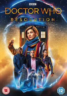 Doctor Who: Resolution DVD (2019) Jodie Whittaker cert 12 ***NEW*** Great Value