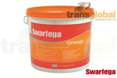 Orange Hand Cleaner 15 Litre Tub Swarfega SOR15L