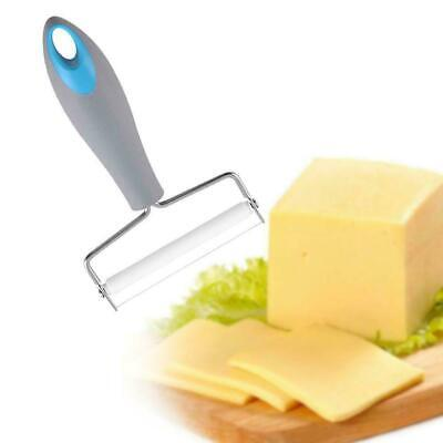Silver Adjustable Cheese Slicer Butter Planer With Zinc Wire Grater C8G3