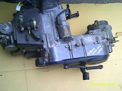nipponia miro 125 engine motor tested working ,,good runner 2016