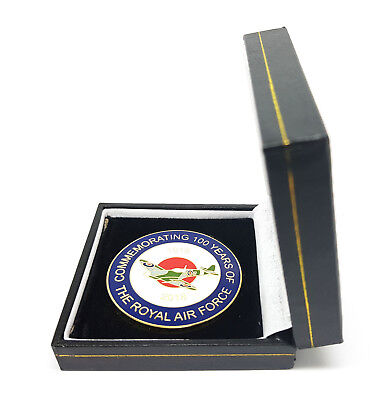 Royal Air Force RAF Centenary 1st April 2018 - 100 Years Celebration Coin
