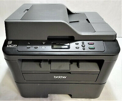 BROTHER MFC-7840W WIRELESS All-In-One Laser Printer Copier