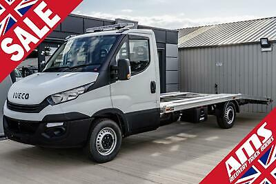 Iveco Daily Recovery Truck Car Transporter 2 Years Unlimited