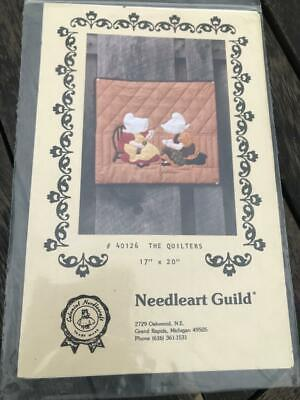Needleart Guild #40126 The Quilters Antique Reproduction Originally from 1930's