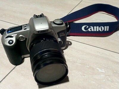 CANON    EOS  REBEL  G   WITH   LENS  CANON  28-80  mm