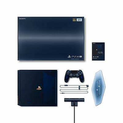 Sony PlayStation 4 Pro 2TB 500 Milion Limited Edition Console 3D Camera 4K-TV
