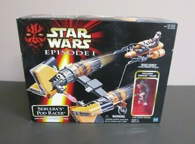Sebulba's Pod Racer STAR WARS 1998 Episode 1 MISB NEW