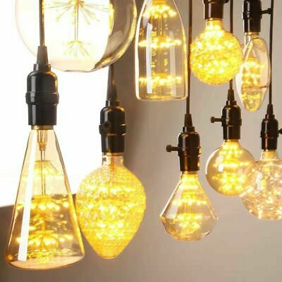 Edison E14 Decorative Vintage E27 Dimmable Filament Led Bulb AR5jL4