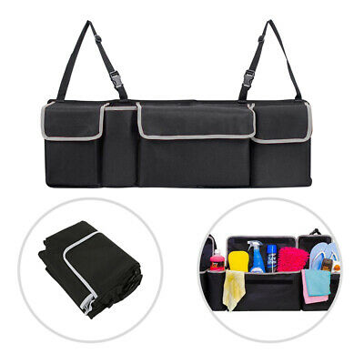 Foldable Car Trunk Boot Organiser Collapsible Storage Holder Bag Travel Tidy UK