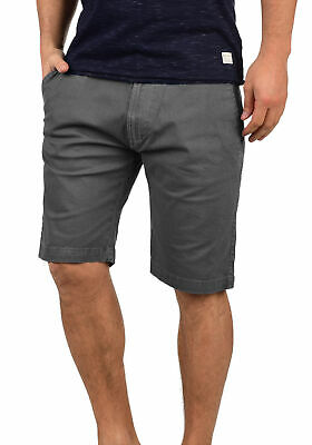 Indicode Herren Chino Shorts Goddard kurze Hose China Blue (blau) | Modefreund Shop