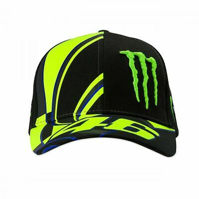 Valentino Rossi VR46 2019 Moto GP Monster 46 Replica Baseball Cap - Mens / Adult