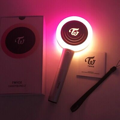 KPOP Twice Lightstick Ver.2 Candy Bong Z Concert Light Stick Glow Lamp Momo Sana