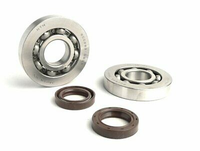 Piaggio Hexagon 180 - Crank Bearing & Oil Seal Set