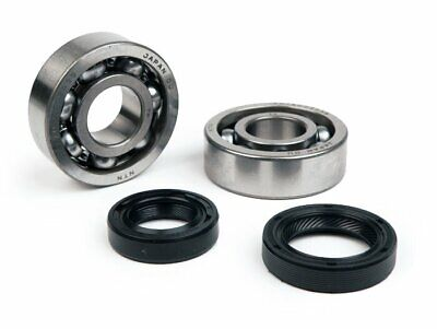 Vespa  - Crank Bearing & Oil Seal Set