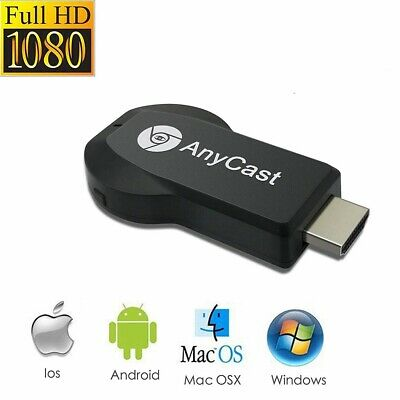 Anycast M9 Plus HDMI Dongle 1080P Miracast TV DLNA Airplay Wifi Display Receiver