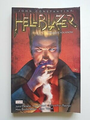 John Constantine, Hellblazer Volume 2: The Devil You Know